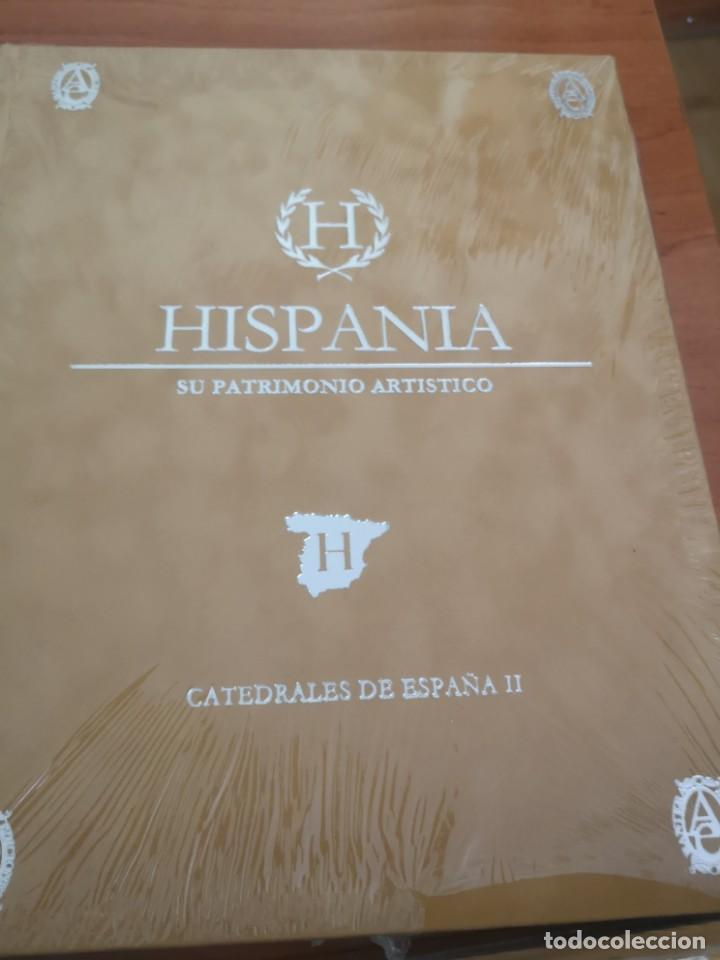 Enciclopedias antiguas: Hispania su patrimonio artístico Abanteras ediciones - Foto 5 - 169318812