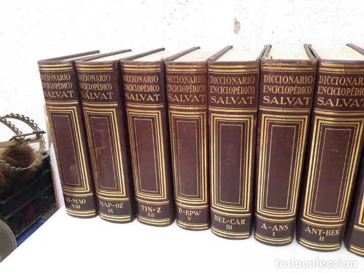 Enciclopedias antiguas: enciclopedia salvat - Foto 2 - 169667760