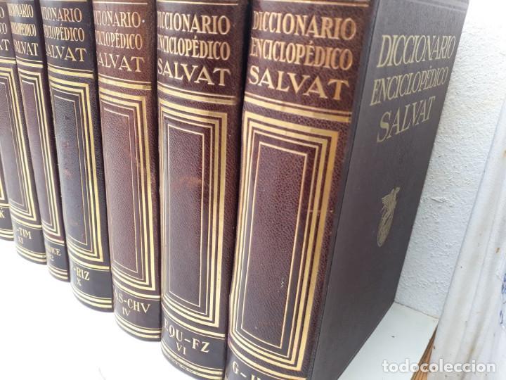 Enciclopedias antiguas: enciclopedia salvat - Foto 3 - 169667760