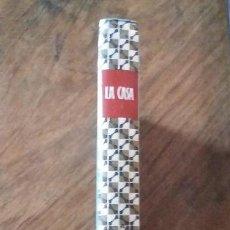 Enciclopedias antiguas: LA CASA . EDICIONES NAUTA.. Lote 170399024