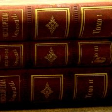 Enciclopedias antiguas: ENCICLOPEDIA COMERCIAL. TRATADO COMPLETO CONTABILIDAD MERCANTIL. INDUSTRIAL ADMINISTRATIVA.1885.LEER. Lote 170508356