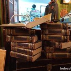 Enciclopedias antiguas: ENCICLOPEDIA ILUSTRADA SALVAT. 12 TOMOS. 1944. . Lote 171012195