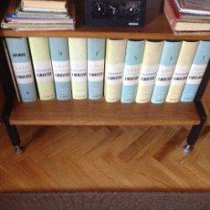 Enciclopedias antiguas: ENCICLOPEDIA LAROUSSE. Lote 172708029