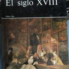 Enciclopedias antiguas: EL SIGLO XVIII .AGUILAR HISTORIA GENERAL DE LA PINTURA . Lote 172711167