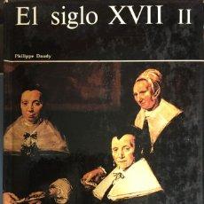 Enciclopedias antiguas: EL SIGLO XVII TOMO 1 Y 2 .AGUILAR HISTORIA GENERAL DE LA PINTURA . Lote 172711287