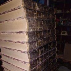 Enciclopedias antiguas: ENCICLOPEDIA UNIVERSAL SEGUÍ 9 TOMOS. Lote 172852953
