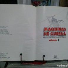 Enciclopedias antiguas: LMV - MAQUINAS DE GUERRA, ENCICLOPEDIA DE LAS ARMAS DEL SIGLO XX. TOMO 1. Lote 173582339