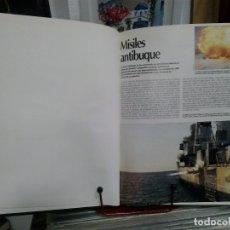 Enciclopedias antiguas: LMV - MAQUINAS DE GUERRA, ENCICLOPEDIA DE LAS ARMAS DEL SIGLO XX. TOMO 3. Lote 173582593