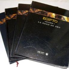 Enciclopedias antiguas: EGIPTO.DESCUBRE LOS GRANDES ENIGMAS DEL IMPERIO DE LOS FARAONES. Lote 174408190