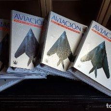 Enciclopedias antiguas: AVIACIÓN. MODELOS-ASES- HISTORIA. Lote 174409052