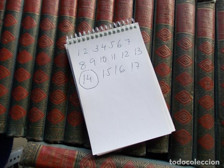 Enciclopedias antiguas: EL TESORO DE LA JUVENTUD FALTA EL 14 DE 17 EN TOTAL - Foto 4 - 175976323