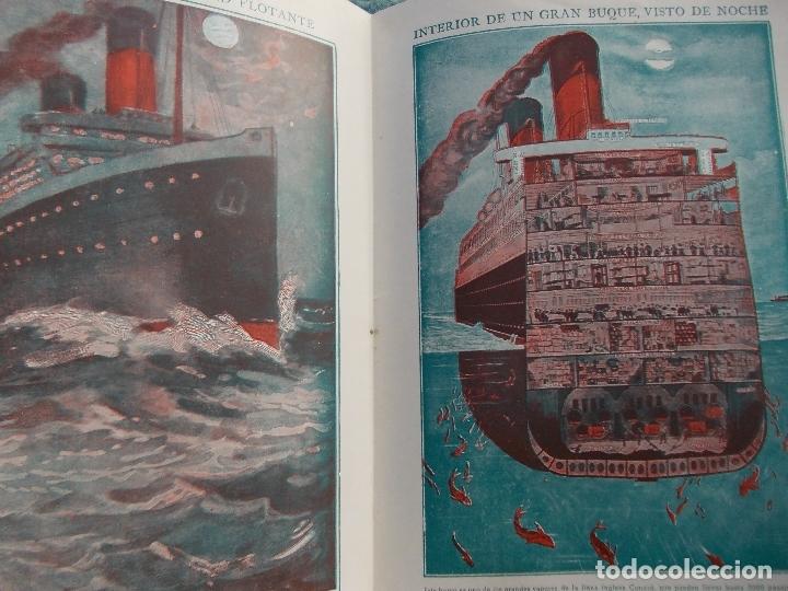 Enciclopedias antiguas: EL TESORO DE LA JUVENTUD FALTA EL 14 DE 17 EN TOTAL - Foto 5 - 175976323