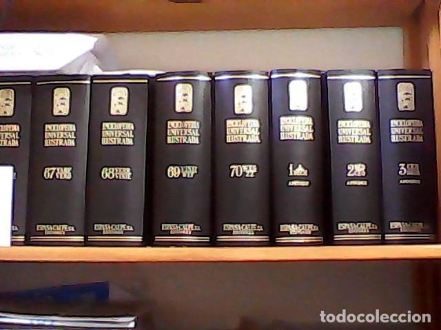 ESPASA 112 VOLÚMENES (Libros Antiguos, Raros y Curiosos - Enciclopedias)