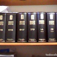 Enciclopedias antiguas: ESPASA 112 VOLÚMENES. Lote 176261904