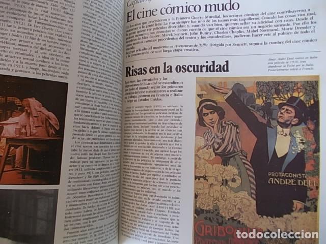Enciclopedias antiguas: LOS OSCAR DE HOLLYWOOD COMPLETA - Foto 3 - 176436030