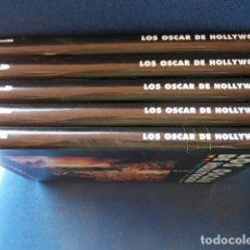 Enciclopedias antiguas: LOS OSCAR DE HOLLYWOOD COMPLETA. Lote 176436030