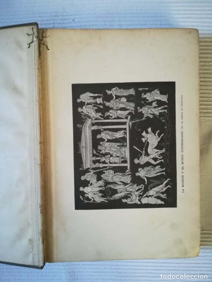 Enciclopedias antiguas: El mundo de la Gloria Tomo 4 (Siglo XIX) - Foto 5 - 177816873