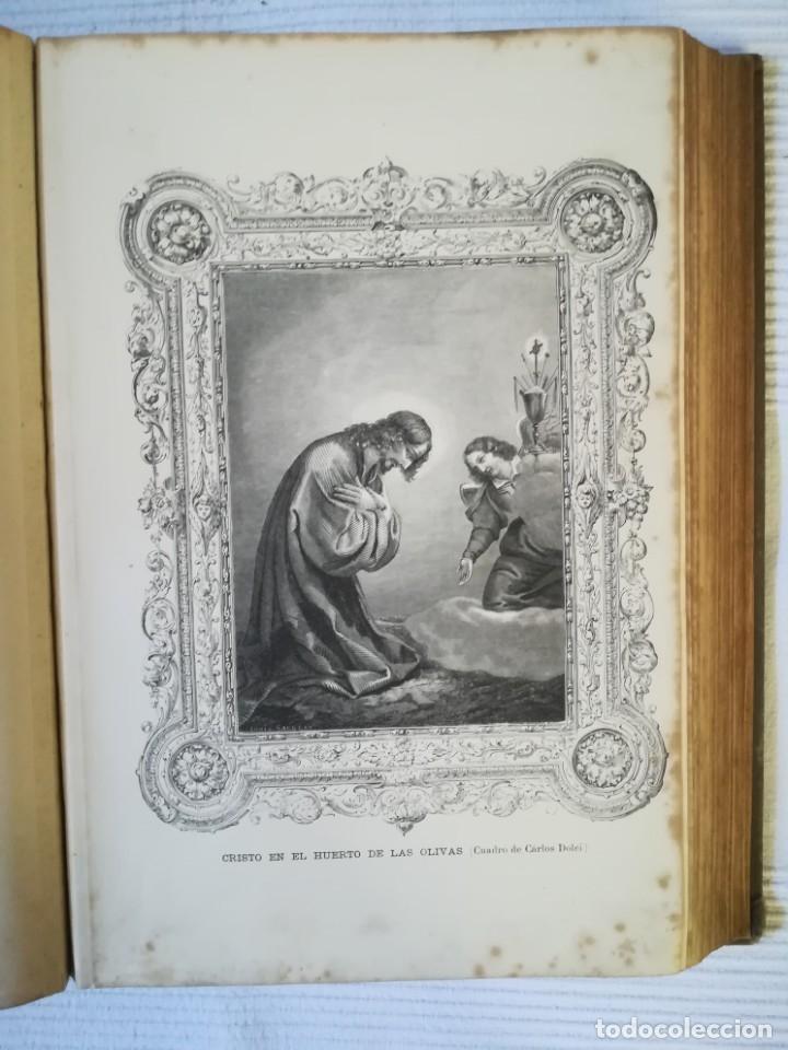Enciclopedias antiguas: El mundo de la Gloria Tomo 4 (Siglo XIX) - Foto 6 - 177816873