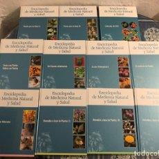 Enciclopedias antiguas: ENCICLOPEDIA DE MEDICINA NATURAL Y SALUD. Lote 177862457