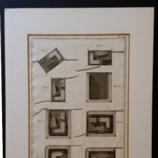 Enciclopedias antiguas: ENCYCLOPÉDIE DIDEROT Y D´ALEMBERT, 1770, SEDERO. Lote 178760531