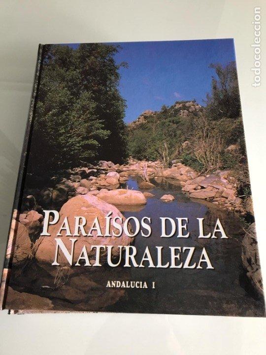 PARAISOS DE LA NATURALEZA (10 TOMOS) (Libros Antiguos, Raros y Curiosos - Enciclopedias)
