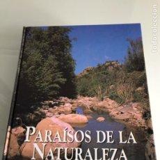 Enciclopedias antiguas: PARAISOS DE LA NATURALEZA (10 TOMOS). Lote 179088205