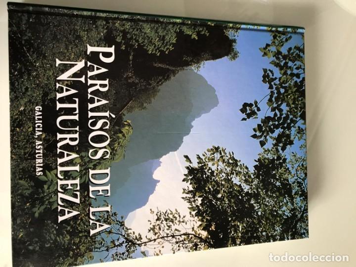 Enciclopedias antiguas: PARAISOS DE LA NATURALEZA (10 TOMOS) - Foto 2 - 179088205