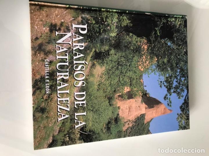 Enciclopedias antiguas: PARAISOS DE LA NATURALEZA (10 TOMOS) - Foto 3 - 179088205