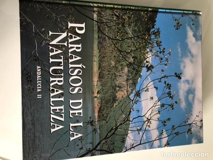 Enciclopedias antiguas: PARAISOS DE LA NATURALEZA (10 TOMOS) - Foto 4 - 179088205