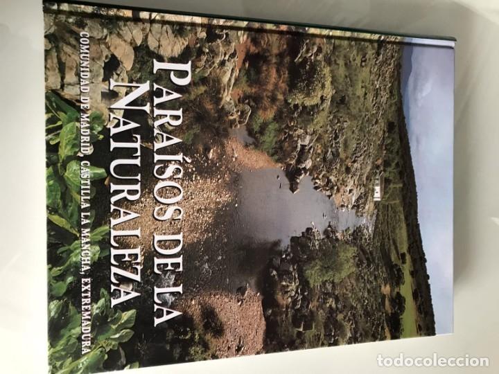 Enciclopedias antiguas: PARAISOS DE LA NATURALEZA (10 TOMOS) - Foto 8 - 179088205