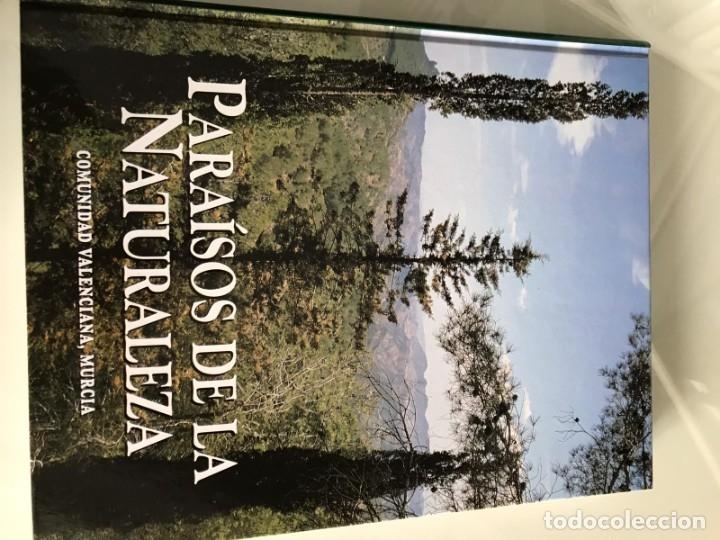 Enciclopedias antiguas: PARAISOS DE LA NATURALEZA (10 TOMOS) - Foto 9 - 179088205