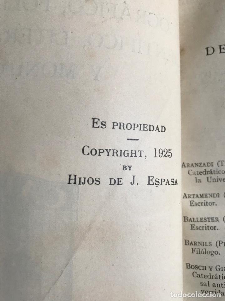 Enciclopedias antiguas: España. Enciclopedia. Calpe1925 - Foto 4 - 180485151