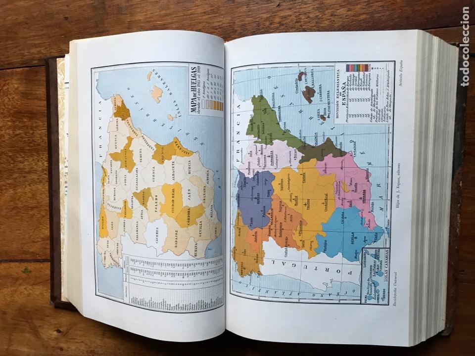 Enciclopedias antiguas: España. Enciclopedia. Calpe1925 - Foto 6 - 180485151