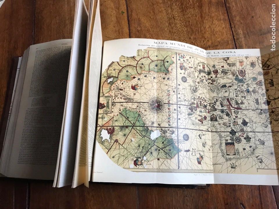 Enciclopedias antiguas: España. Enciclopedia. Calpe1925 - Foto 8 - 180485151