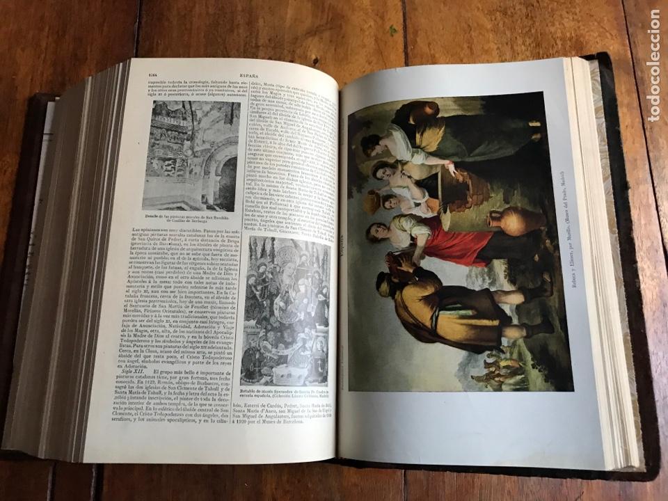 Enciclopedias antiguas: España. Enciclopedia. Calpe1925 - Foto 9 - 180485151