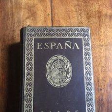 Enciclopedias antiguas: ESPAÑA. ENCICLOPEDIA. CALPE1925. Lote 180485151