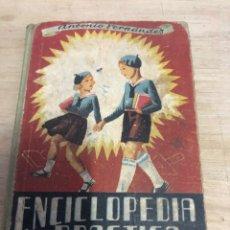Enciclopedias antiguas: ENCICLOPEDIA PRACTICA. Lote 181028493