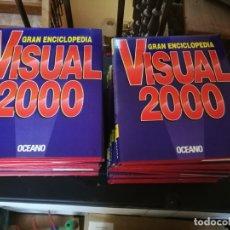 Enciclopedias antiguas: ENCICLOPEDIA VISUAL 2000. Lote 181317691
