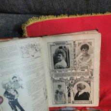 Enciclopedias antiguas: LIBRO REVISTAS BLANCO Y NEGRO. 1896.. Lote 186296303