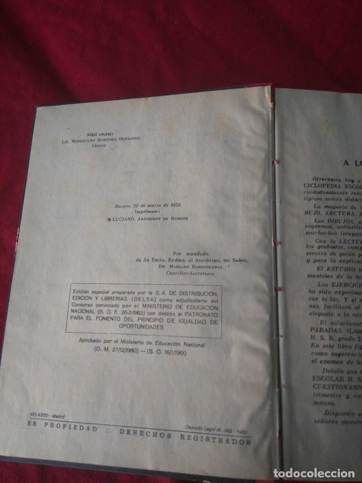 Enciclopedias antiguas: LIBRO NUEVA ENCICLOPEDIA ESCOLAR AÑOS 60 - Foto 5 - 186414451