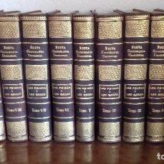 Enciclopedias antiguas: NUEVA GEOGRAFIA UNIVERSAL. LOS PAISES Y LAS RAZAS. - 10 VOLS.- MONTANER Y SIMON. 1917 . Lote 187123845