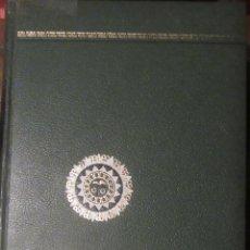 Enciclopedias antiguas: ENCICLOPEDIA CIENCIAS NATURALES DE BRUGUERA EN 4 TOMOS COMPLETA. Lote 189680105