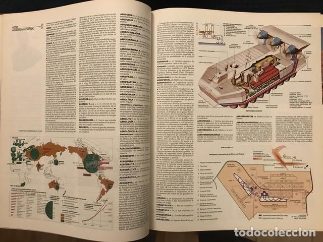 Enciclopedias antiguas: 1983 ENCICLOPEDIA DICCIONARIO LAROUSSE - Foto 4 - 189916093