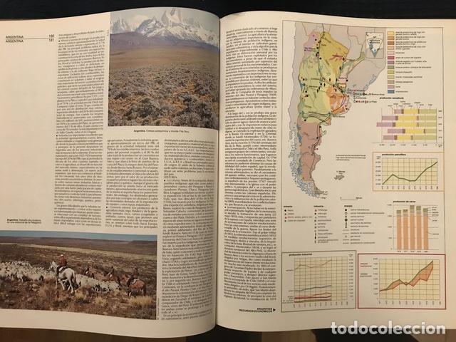 Enciclopedias antiguas: 1983 ENCICLOPEDIA DICCIONARIO LAROUSSE - Foto 5 - 189916093