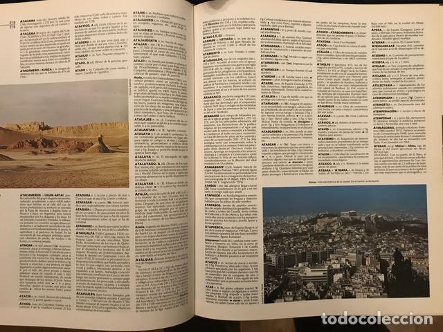 Enciclopedias antiguas: 1983 ENCICLOPEDIA DICCIONARIO LAROUSSE - Foto 6 - 189916093