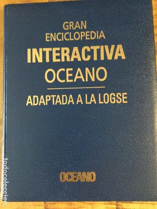 Enciclopedias antiguas: LOTE DE 8 ENCICLOPEDIAS -7 GRAN ENCICLOPEDIA INTERACTIVA OCEANO - 1 HISTORIA NATURAL VERTEBRADOS - Foto 17 - 190208486