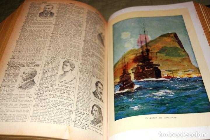 Enciclopedias antiguas: ENCICLOPEDIA SOPENA, NUEVO DICCIONARIO ILUSTRADO DE LA LENGUA ESPAÑOLA. 2 TOMOS, AÑO 1933. - Foto 8 - 191287471