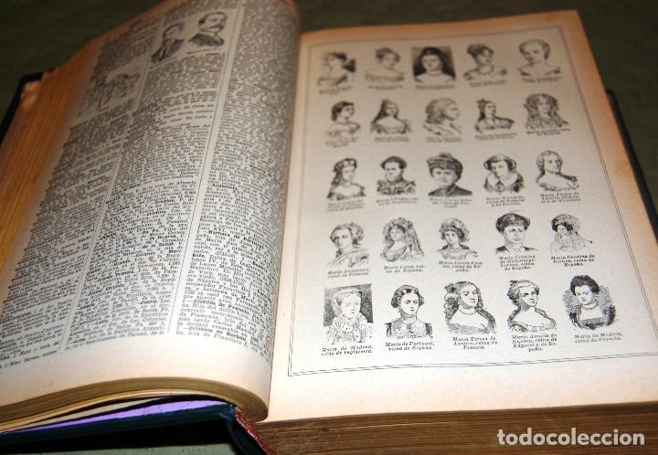 Enciclopedias antiguas: ENCICLOPEDIA SOPENA, NUEVO DICCIONARIO ILUSTRADO DE LA LENGUA ESPAÑOLA. 2 TOMOS, AÑO 1933. - Foto 11 - 191287471