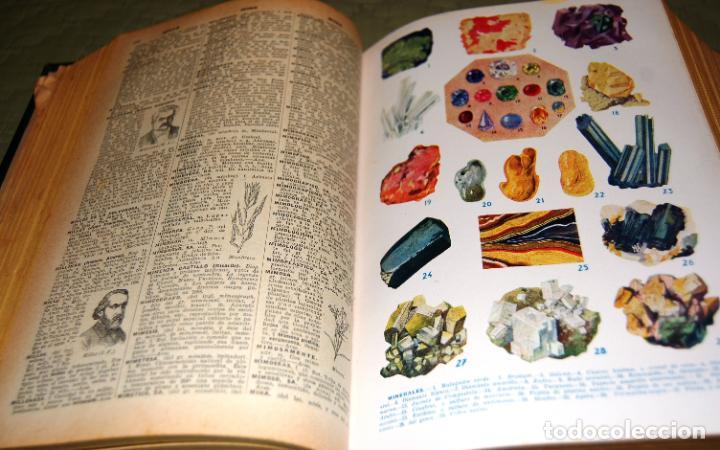 Enciclopedias antiguas: ENCICLOPEDIA SOPENA, NUEVO DICCIONARIO ILUSTRADO DE LA LENGUA ESPAÑOLA. 2 TOMOS, AÑO 1933. - Foto 13 - 191287471