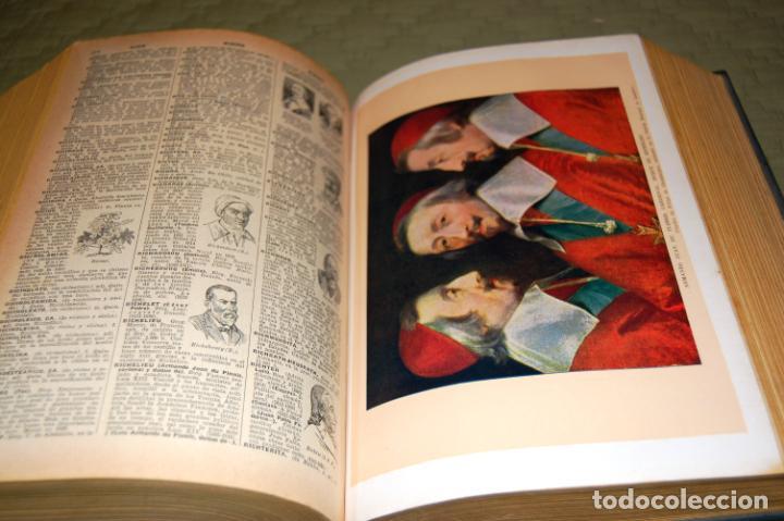 Enciclopedias antiguas: ENCICLOPEDIA SOPENA, NUEVO DICCIONARIO ILUSTRADO DE LA LENGUA ESPAÑOLA. 2 TOMOS, AÑO 1933. - Foto 17 - 191287471